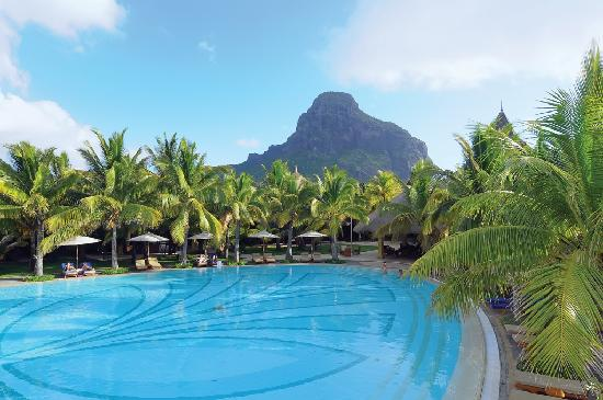 Paradis Beachcomber Golf Resort & Spa: Paradis Hotel & Golf Club - Pool