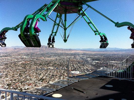 Las Vegas Hotel Rides Top