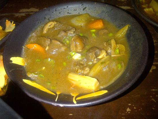 Life Cafe : Stewed Mutton