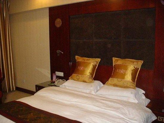 Hongkong Hotel: Bed in Executive Room