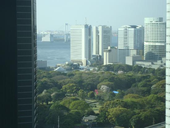Mitsui Garden Hotel Ginza Premier: Bedroom View
