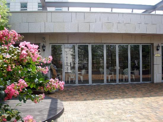 โรงแรมเบสท์ เวสเทิร์น พรีเมียร์ กังนัม: GN Garden- Topaz room