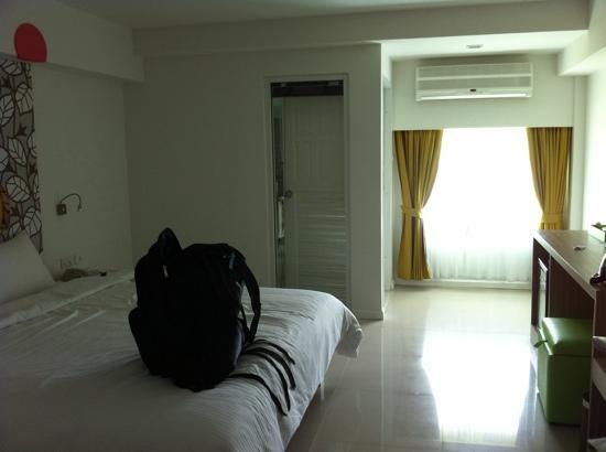 Samui Verticolor: standard room