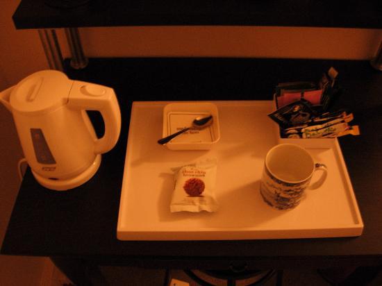 Number 27 Morningside : Tea facilities