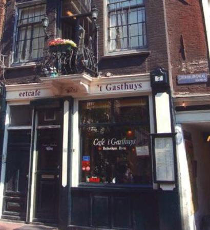 Eetcafe t Gasthuys - Picture of Cafe 'T Gasthuys ...