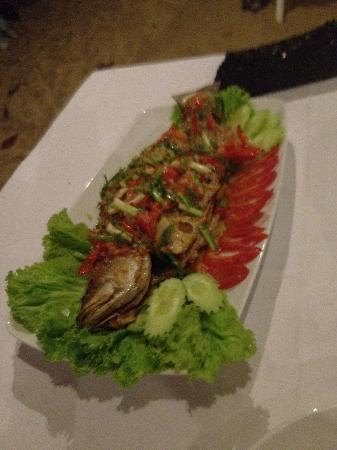 Khao Lak Riverside Resort & Spa : Dinner at Chom Talay