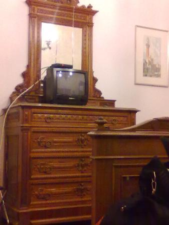 Hotel Villa Belvedere: arredi