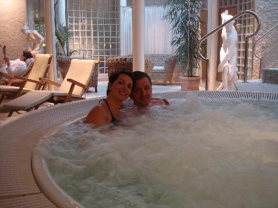 Rubner's Hotel Rudolf: Relax!!!