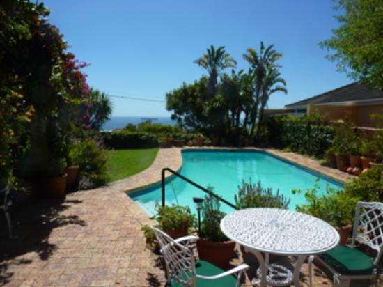 Huijs Haerlem: B&B sur les hauteurs de Sea Point