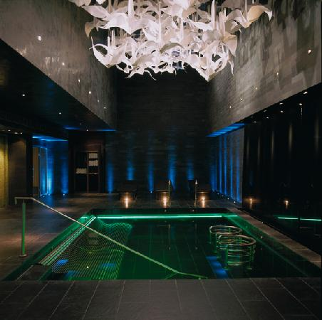 The g Hotel Galway: ESPA at the g Thermal Suite