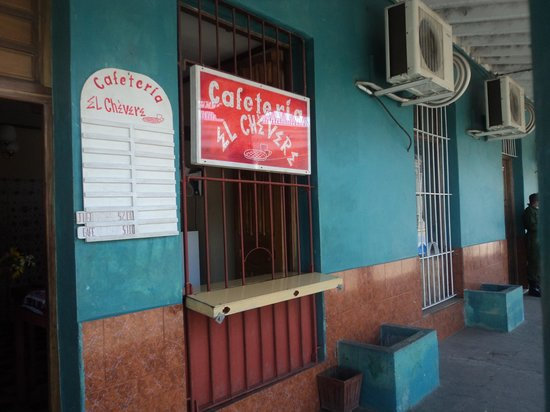 Cafetería El Chévere (Nueva Gerona)