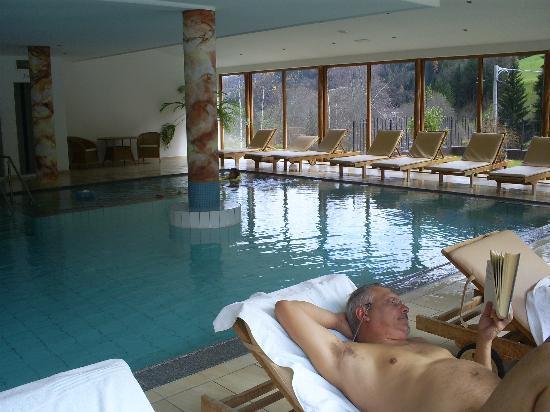Wellness Sporthotel: la piscina