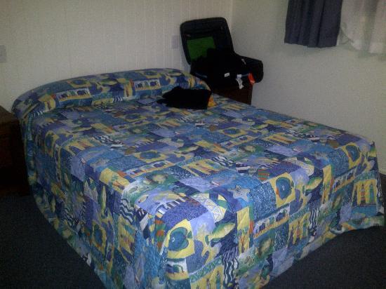 Comfort Resort Blue Pacific: Bedroom