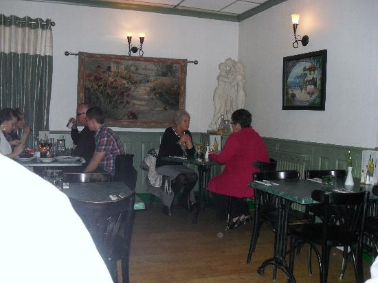 Spaghetti House: Comfortable and welcoming