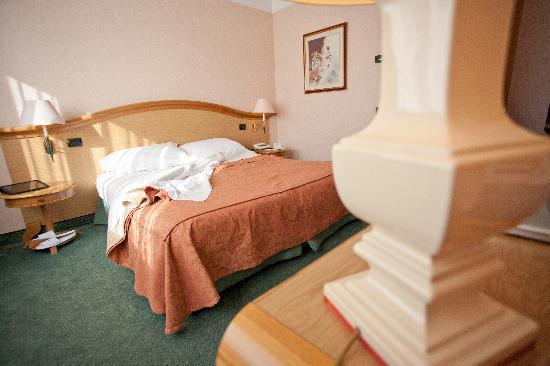 Perugia Plaza Hotel: camera Standard