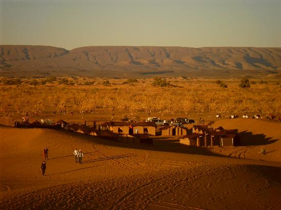 Karim Sahara : Bivouac Chegaga