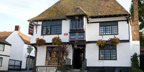 The Red Lion Inn Restaurant: The Red Lion Inn