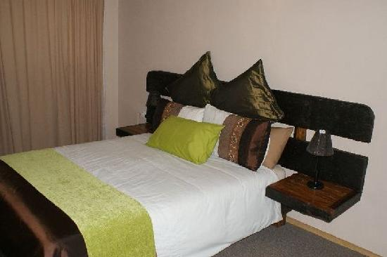 Ndiza Lodge and Cabanas: Cabana Bed room