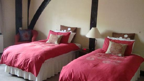 The Red Lion Inn: Hawarden Suite (Twin)