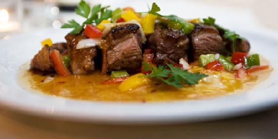The Red Lion Inn Restaurant: Main Course