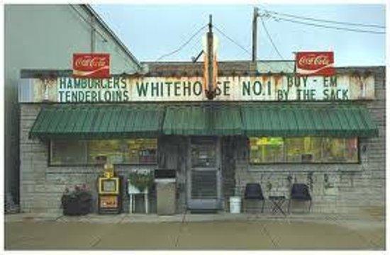 White House: The Best Little Restaurant In Town.