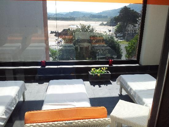 Isla, Spanien: zona relax spa