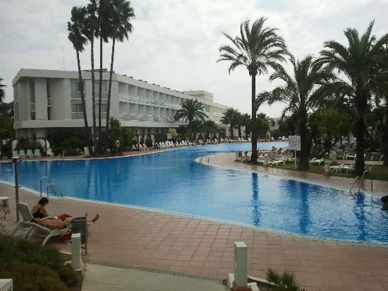 Ibersol Resort: One of the pools