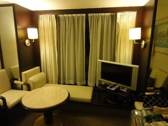 โรงแรมรีกัล เกาลูน: 室内