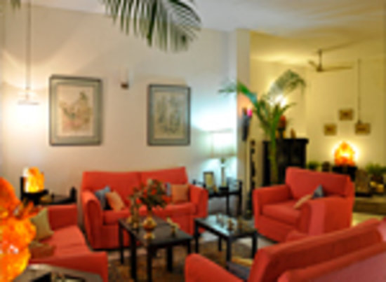 Srivastav Inn : Drawing room at Srivastav.INN