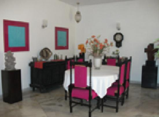 Srivastav Inn: Dining room at Srivastav.INN