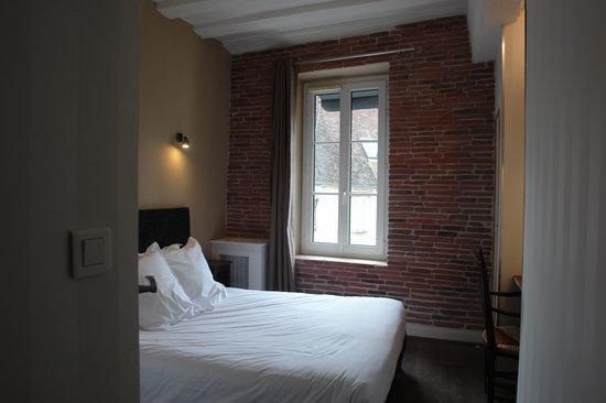 Hostellerie de la Porte-Bellon : Nouvelle chambre