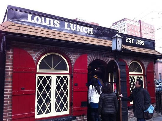 Picture Of Louis Lunch New Haven