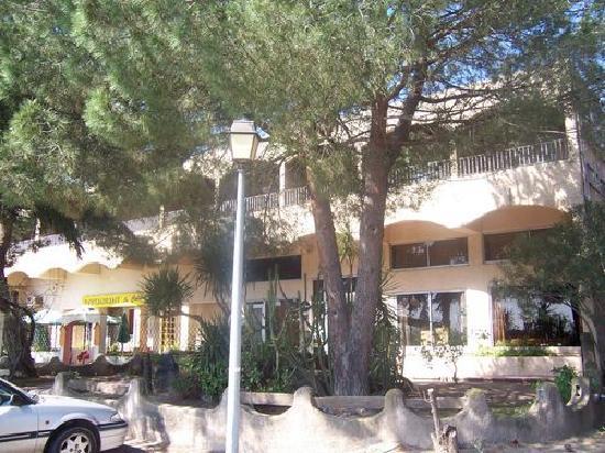 Hotel Le Colibri : VUE EXTERIEURE DE L HOTEL COLIBRI