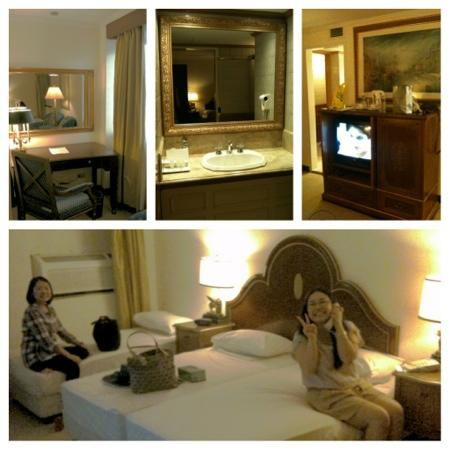 Subic Bay Venezia Hotel: cozy room for 3 at Hotel Venezia