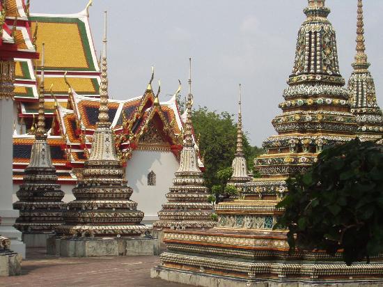 Bangkok, Tayland: Watt pho - BKK