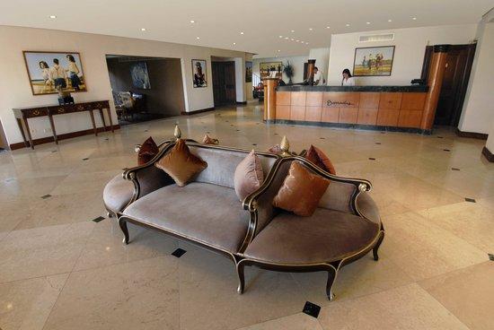 Barradas Parque Hotel & Spa: Loby at Barradas Parque Hotel, Punta del Este