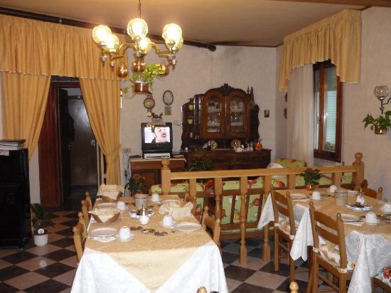 """Hotel """"Da Vito"""" Garni: Frühstücksraum"""