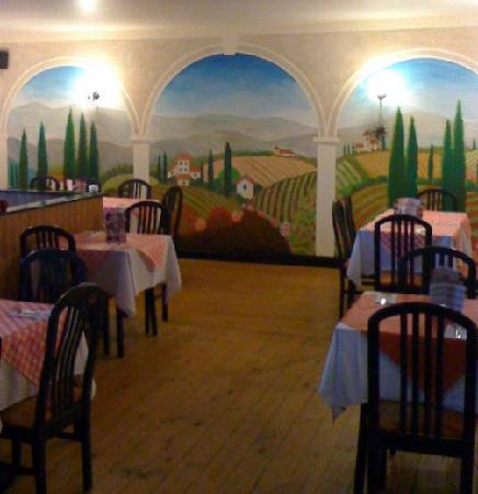 Taste of Italy : Our Tuscan Corner!