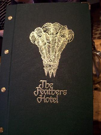 The Feathers Hotel: Feathers hospitality