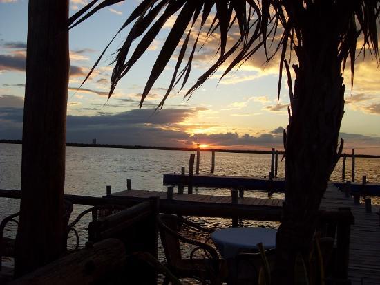 JC Capitan: sunset