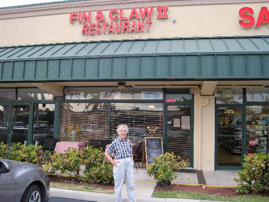Pompano Fin & Claw Incorporated: At the Fin & Claw