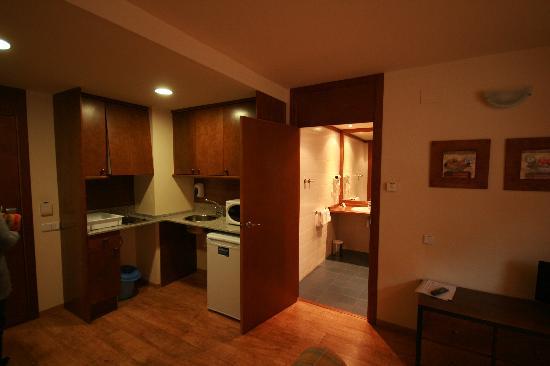Aparthotel La Vall Blanca: La Vall Blanca -Apartamento