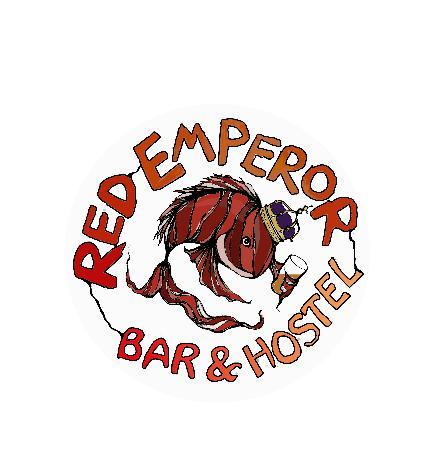 Red Emperor Bar and Hostel: logo