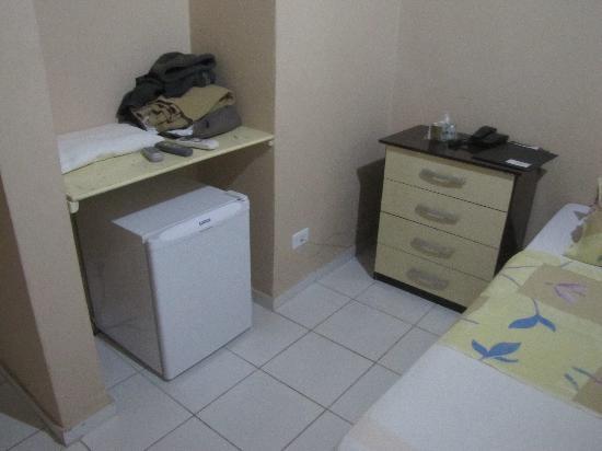 São Raimundo Nonato, PI: Our room