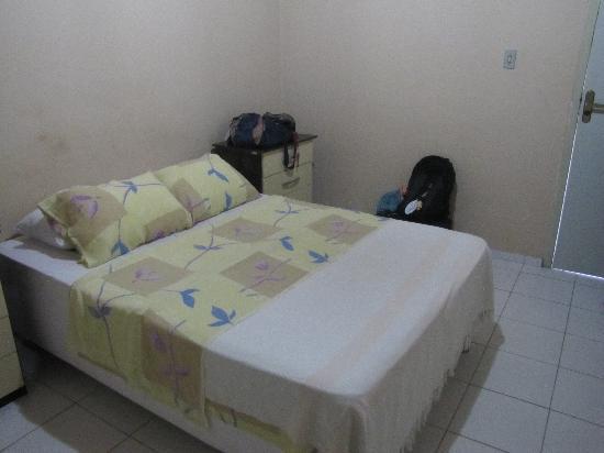 Hotel Serra da Capivara: Our room
