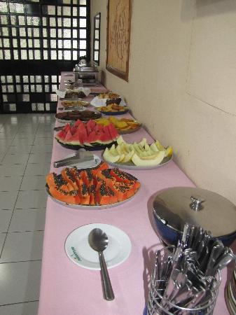 Sao Raimundo Nonato, PI: breakfast