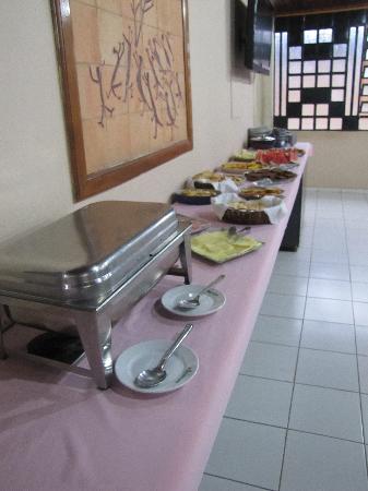 Sao Raimundo Nonato: breakfast