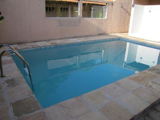 Sao Raimundo Nonato, PI: swimming pool in the hotel