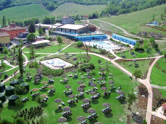 Villaggio della Salute Piu: Una piccola parte dell'Acquapark