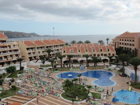 Compostela Beach Golf Club: pool view